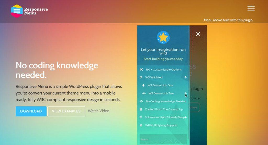 9 Great WordPress Mega Menu Plugins for Better Site Navigation - Responsive Menu Plugin