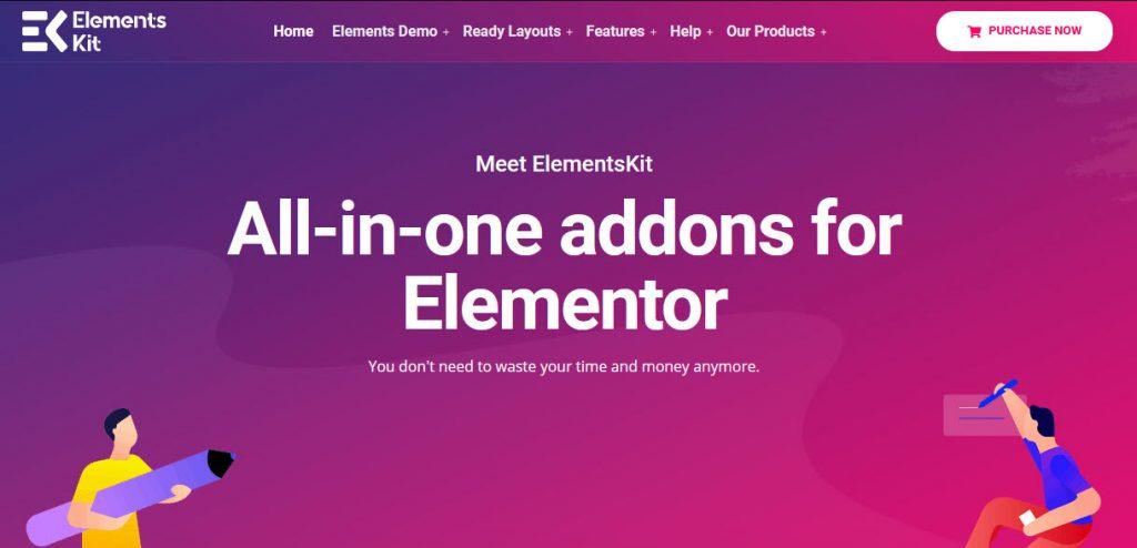 9 Great WordPress Mega Menu Plugins for Better Site Navigation - Elements Kit