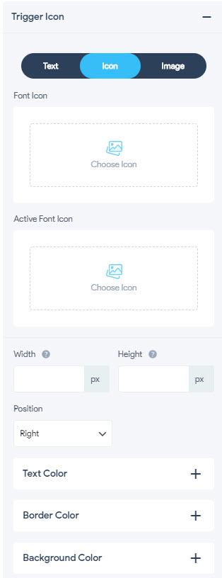 Trigger Icon - Icon