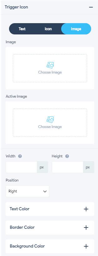Trigger Icon - Image