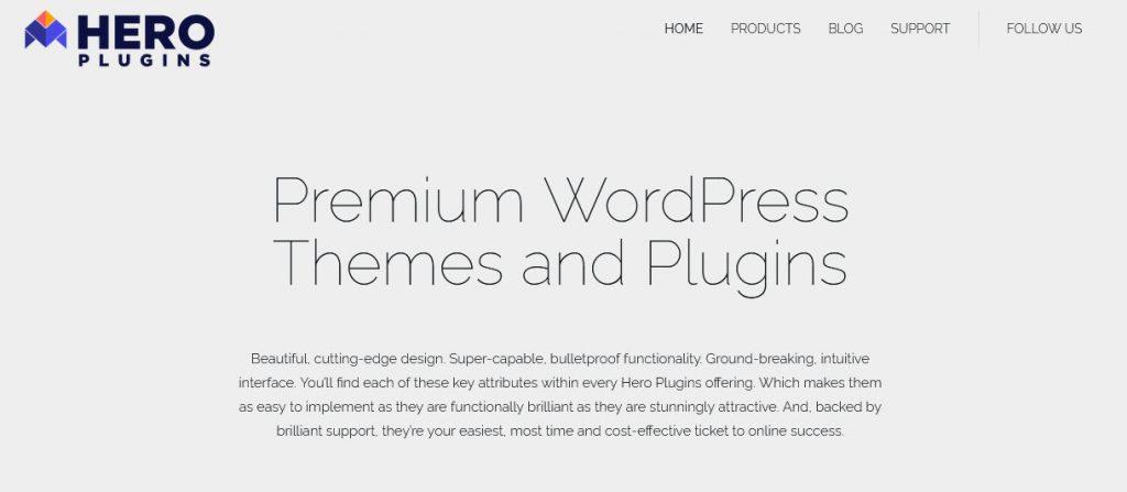 9 Great WordPress Mega Menu Plugins for Better Site Navigation - Hero Menu